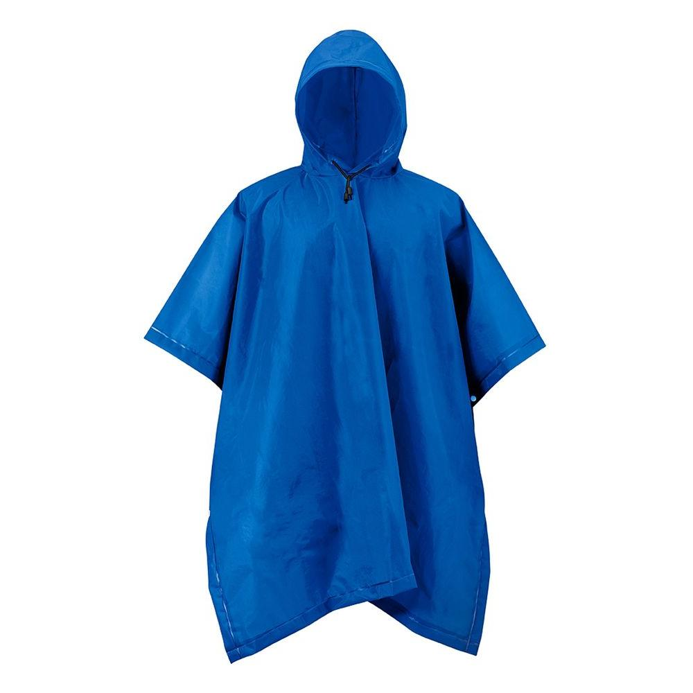 Mossi XT Series One Size Navy Blue Adult Rain Poncho