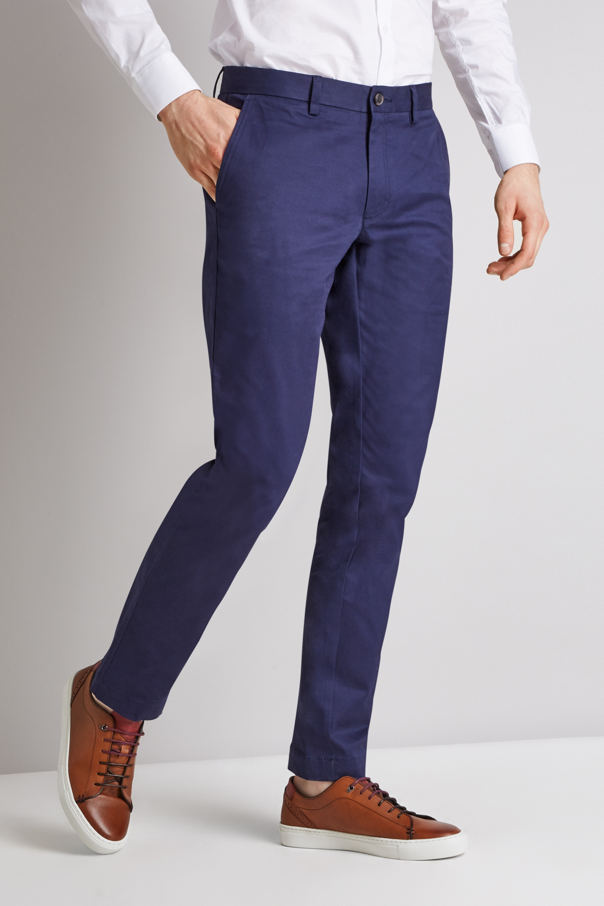 Moss-London-Mens-Chinos-Slim-Fit-Navy-Blue-