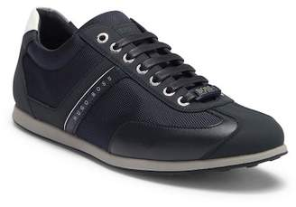at Nordstrom Rack · HUGO BOSS Space Low Top Mix Media Sneaker