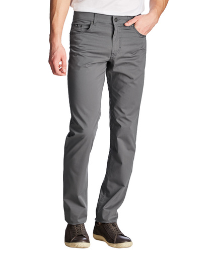 Soft Pants Brax Cooper Straight Fit Stretch Cotton Mens Clothing