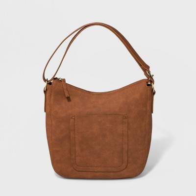 BROWN HANDBAG – leather or cotton, the handbag in brown needs every woman