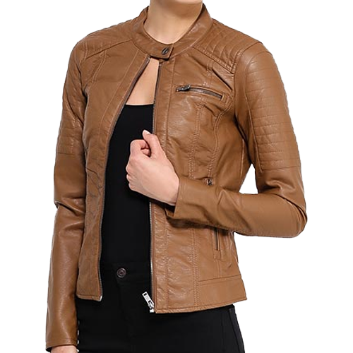 Brown jackets – Elegantly styled with the jacket in brown