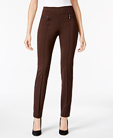 Style u0026 Co Pull-On Skinny Pants, Created for Macy's