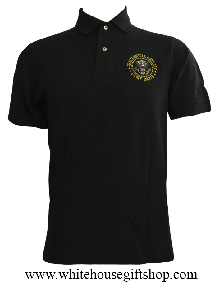 Camp David Presidential Retreat Shirt · Larger Photo Email A Friend