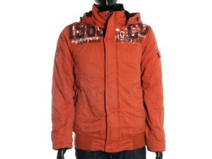 Image is loading CAMP-DAVID-GREEN-MENS-WINTER-OUTDOOR-JACKET-INT-