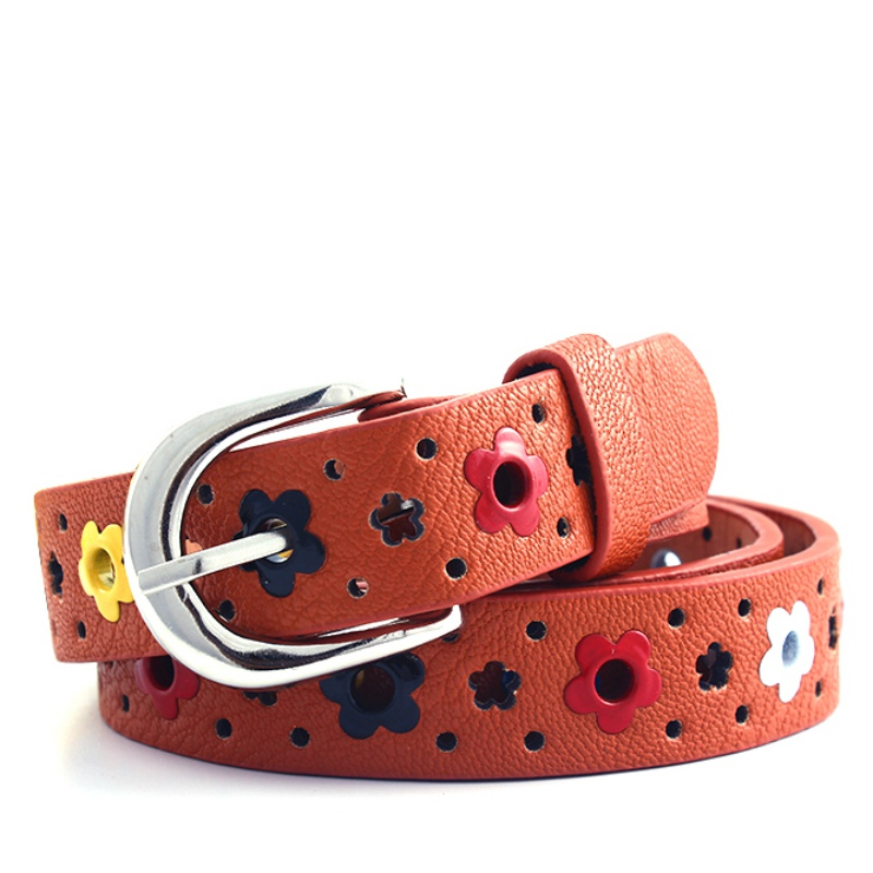 Children's belts for boys enhance every outfit