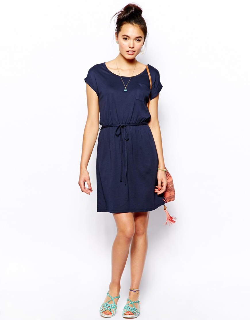 Esprit dresses provide a lot of variety with small details