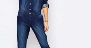 Esprit denim jumpsuit