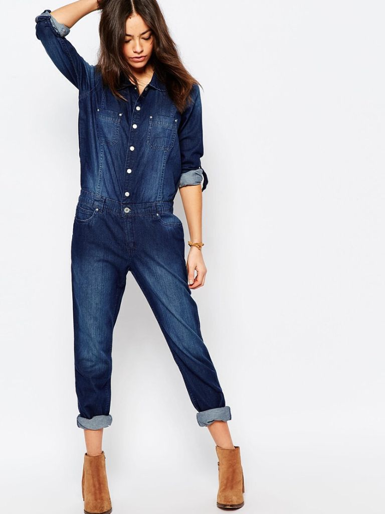 Esprit jumpsuits for casual looks