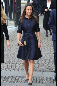 Funeral outfit Pippa Middleton Dress, Middleton Family, William And Son,  Duchess Kate,