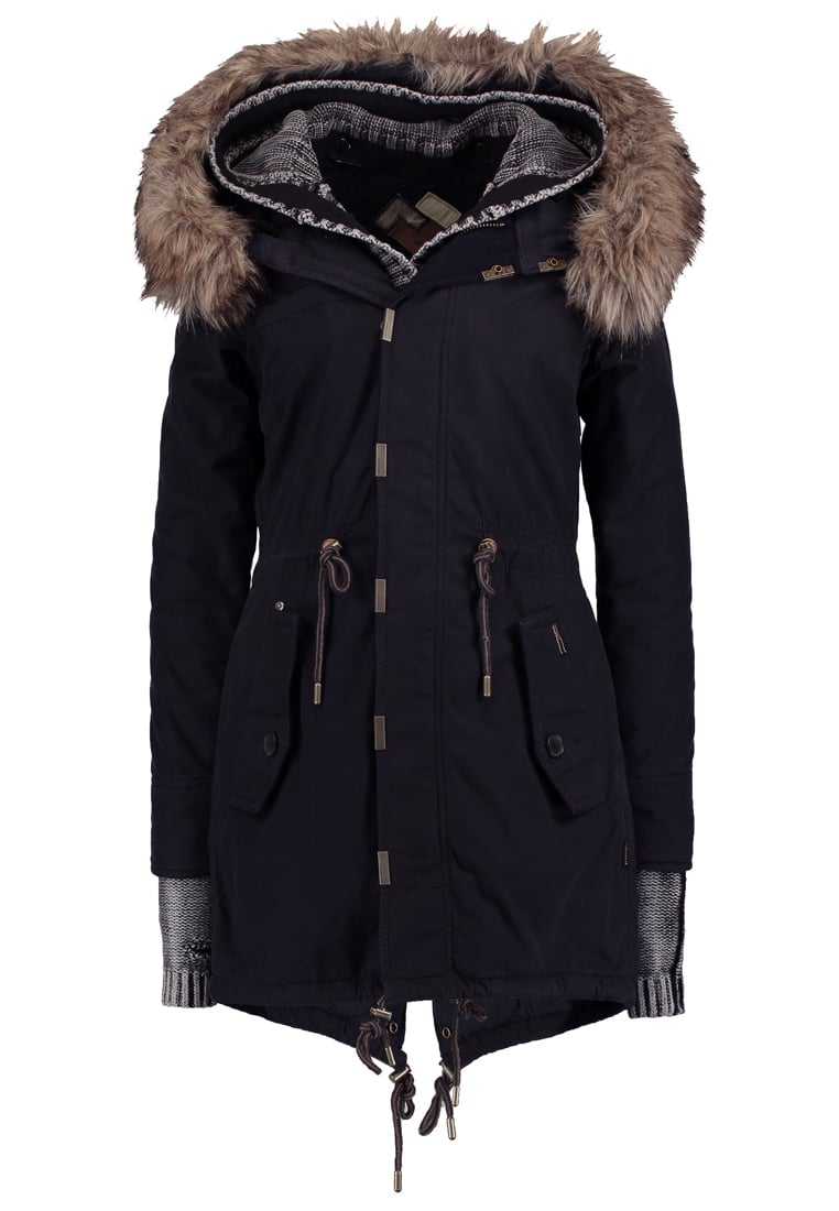 khujo ARCHE - Parka - dark navy Women Coats,khujo parka chantal mix,khujo