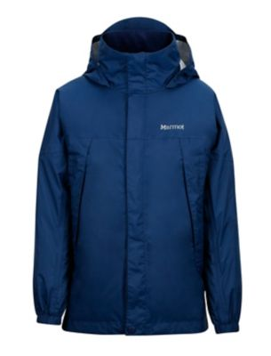 Boy's PreCip Jacket, Arctic Navy, medium