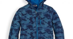 Mountain Club Boys Micro Fleece Jacket