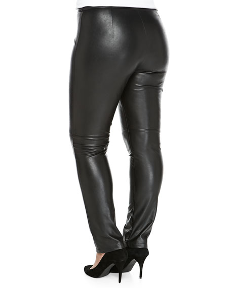 Roma Faux-Leather Pants, Womenu0027s