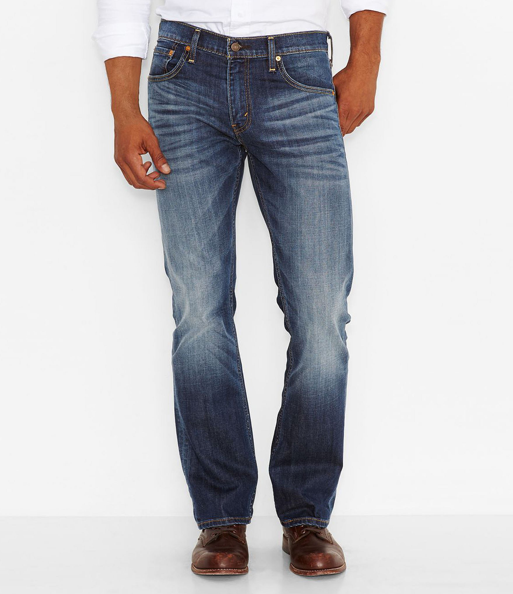 Mens Bootcut Jeans – Bootcuts in different versions