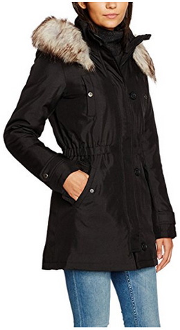only onliris women winter parka jacket