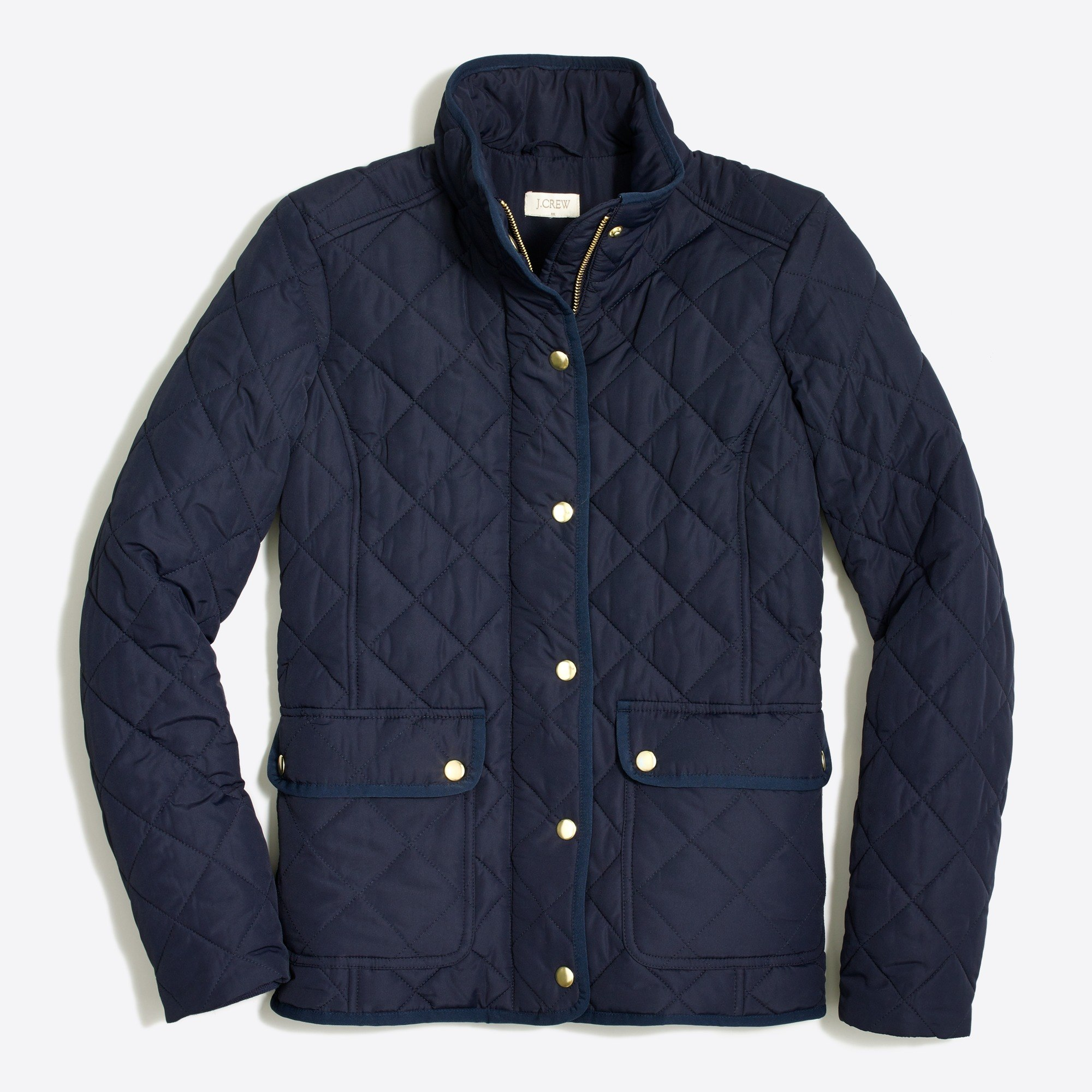 quilted jacket :