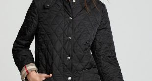 Burberry Brit Fairstead Quilted Jacket - Women's - Bloomingdale's $595