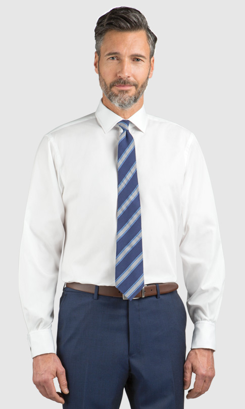 The New Lewin Shirt Fit Guide | T.M. Lewin | T.M.Lewin