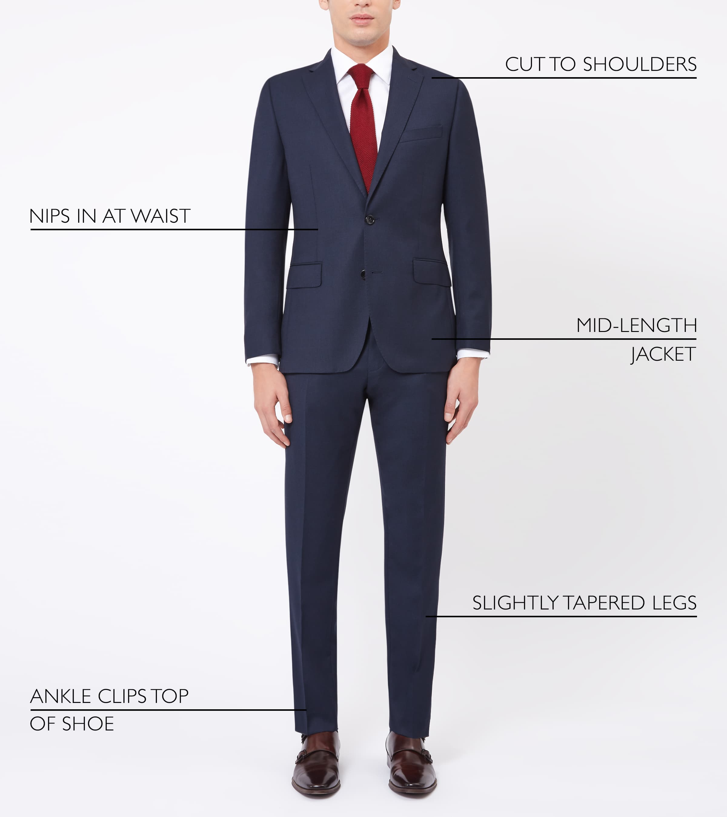 Suits in size 50: high quality for unparalleled comfort