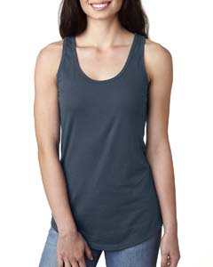 Indigo Ladies Ideal Racerback Tank ...