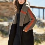 Women's Winter Knit Coats