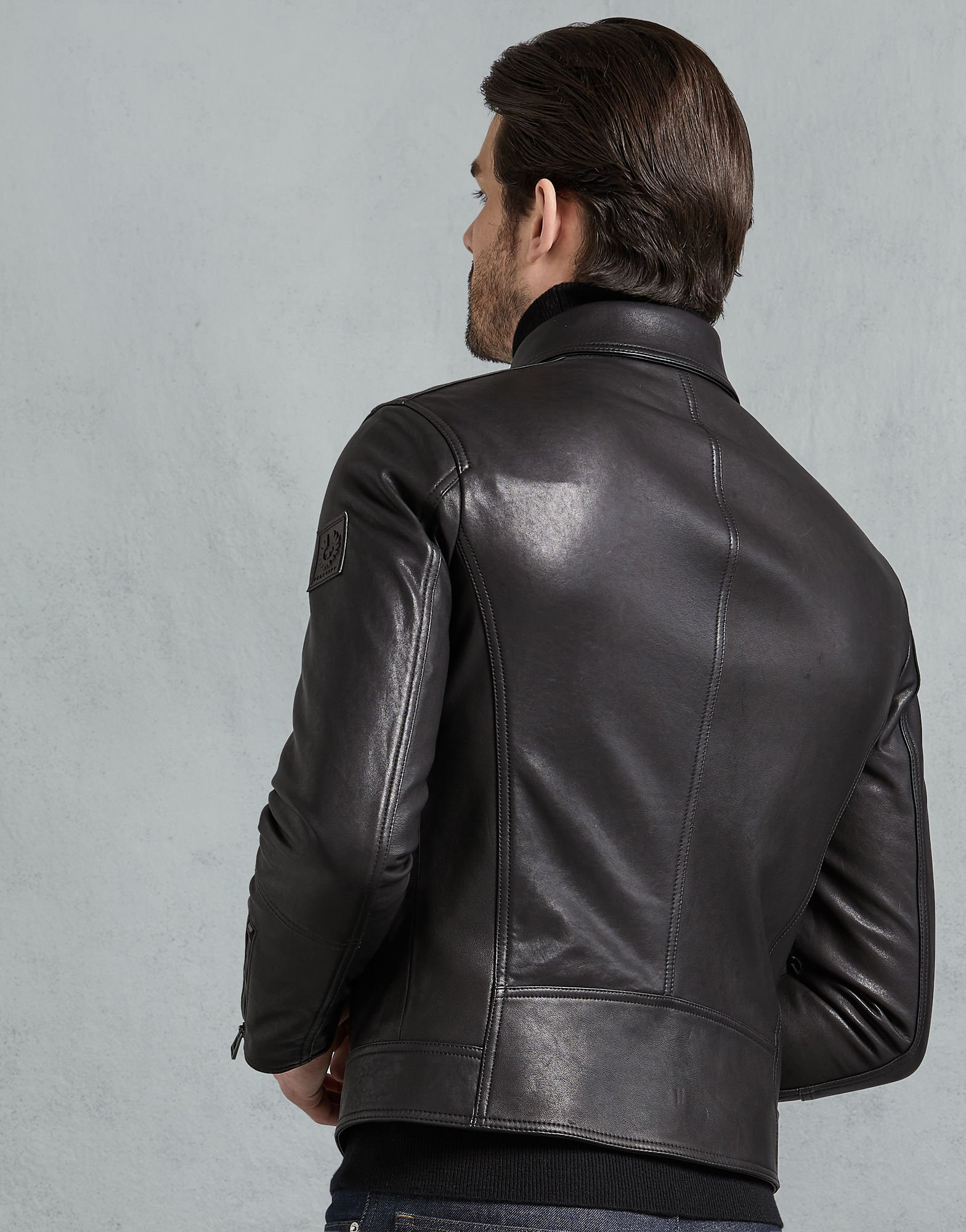 Leather Jackets | Mens Leather Jackets | Leather Jackets For Men | Belstaff  US