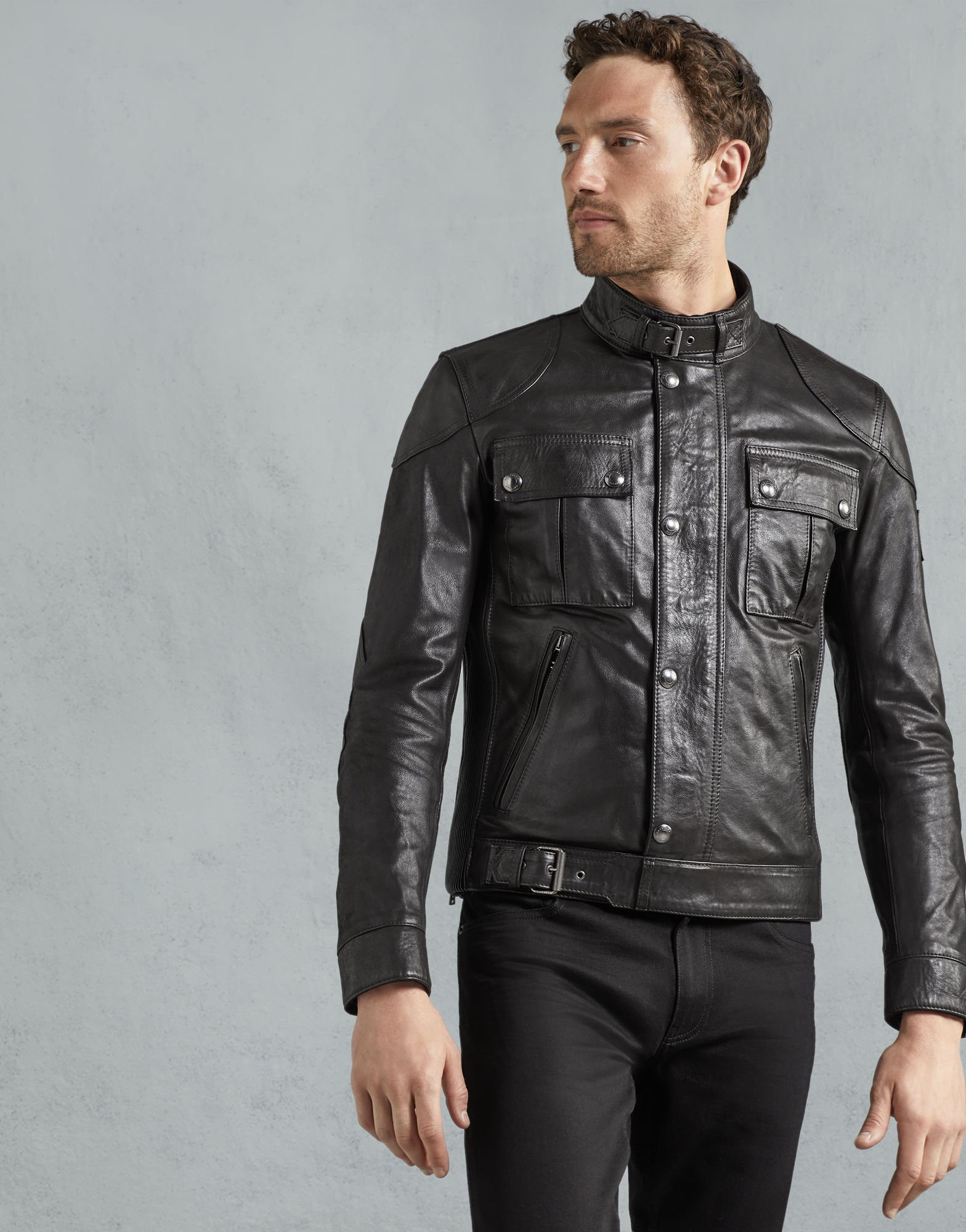 BELSTAFF Leather Jackets- exclusive designer fashion for style-conscious and trendsetters