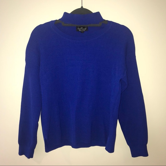 Blue sweater – Style with a garment Ladies velseitige combinations