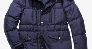 Blauer - ANDREA RECYCLED DOWN COAT - blue - 1