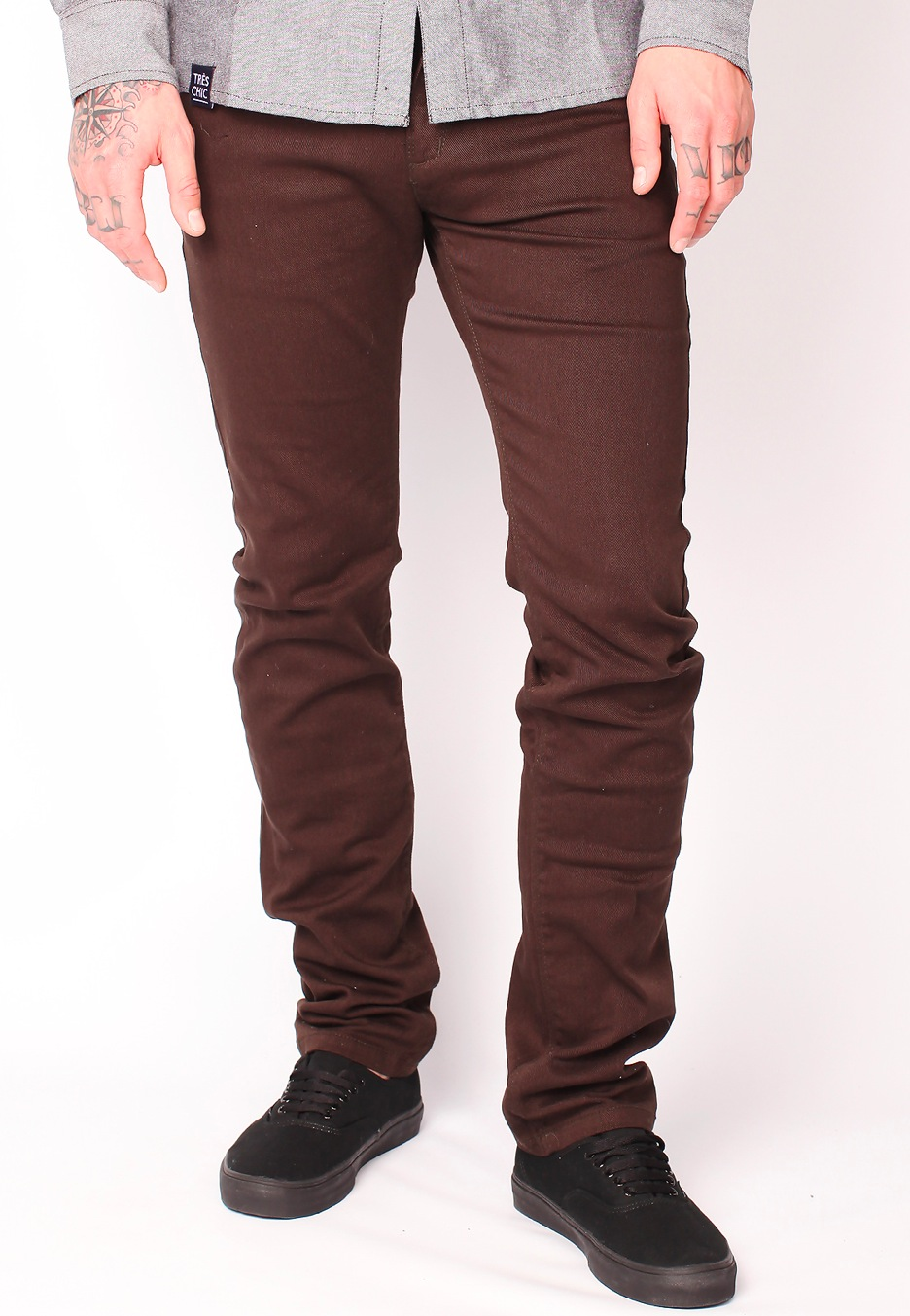 REELL - Skin Brown - Jeans