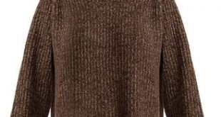 COM · The Row Dickie Cashmere Sweater - Womens - Dark Brown