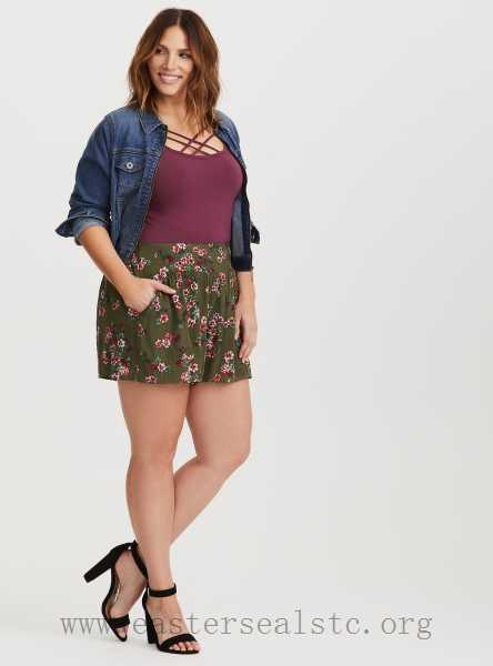 All Shorts Women's fashion, all sizes of clothes sales
