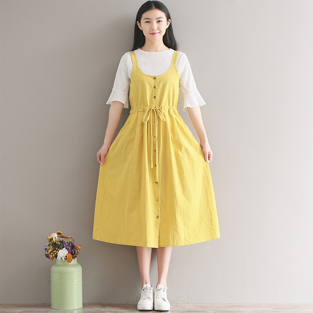 Design variety of fashionable cotton dresses