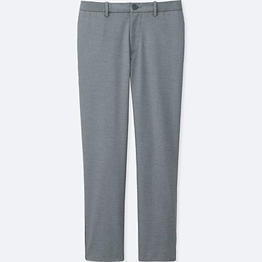 MEN RELAXED ANKLE PANTS (COTTON)