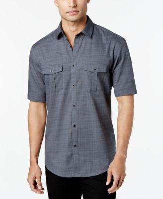 Men's short sleeve shirts for warm days