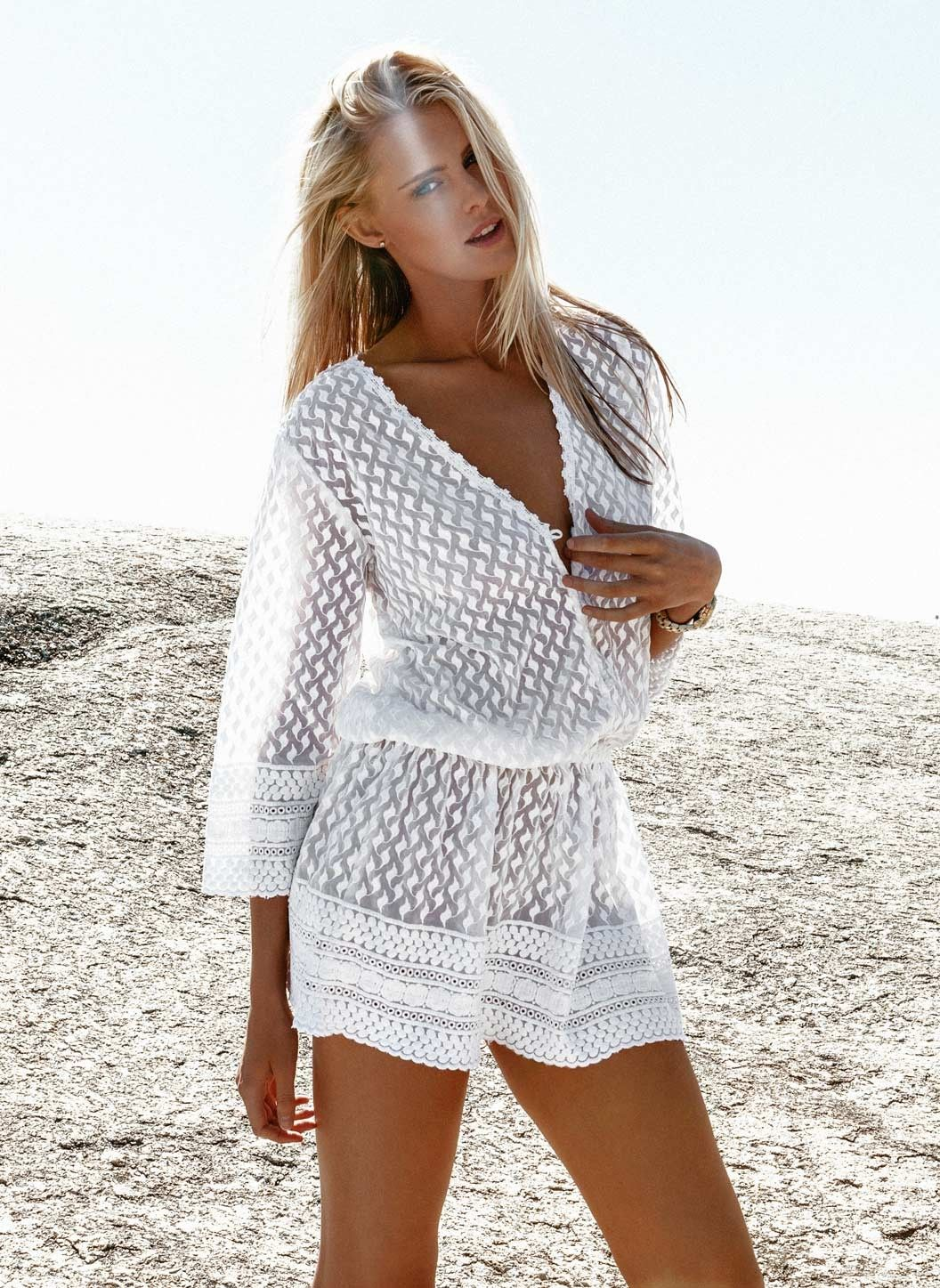 Kylie Short Beach Dress