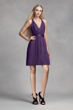 Exceptional short chiffon dresses – fashion something daring