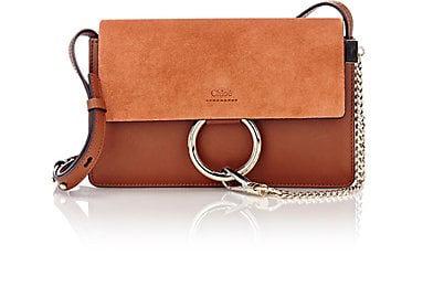 Chloé Faye Small Leather Shoulder Bag - Shoulder Bags - 504189007