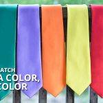 Solid ties: varied and mysterious