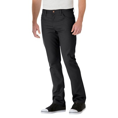 Dickies® Men's Slim Straight Fit Twill Lightweight 5-Pocket Pants