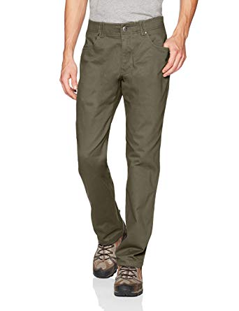 Columbia Men's Pilot Peak 5 Pocket Pant, Comfort Stretch, Active Fit