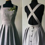 The perfect apron dress for every lady