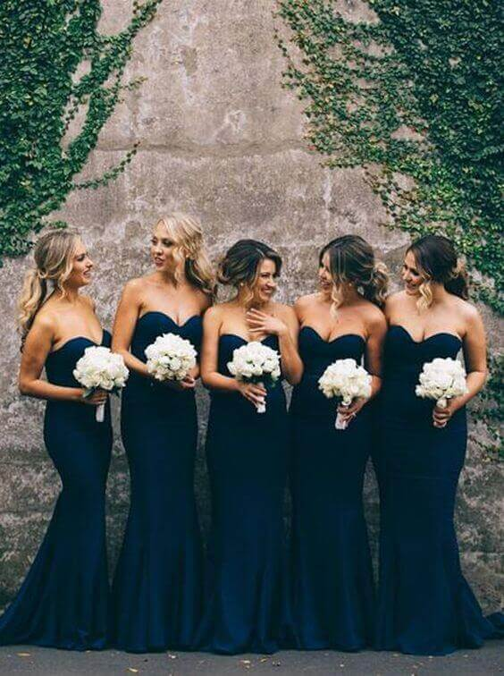 46 Beautiful Bridesmaid Dresses for your Best Friends to Wear