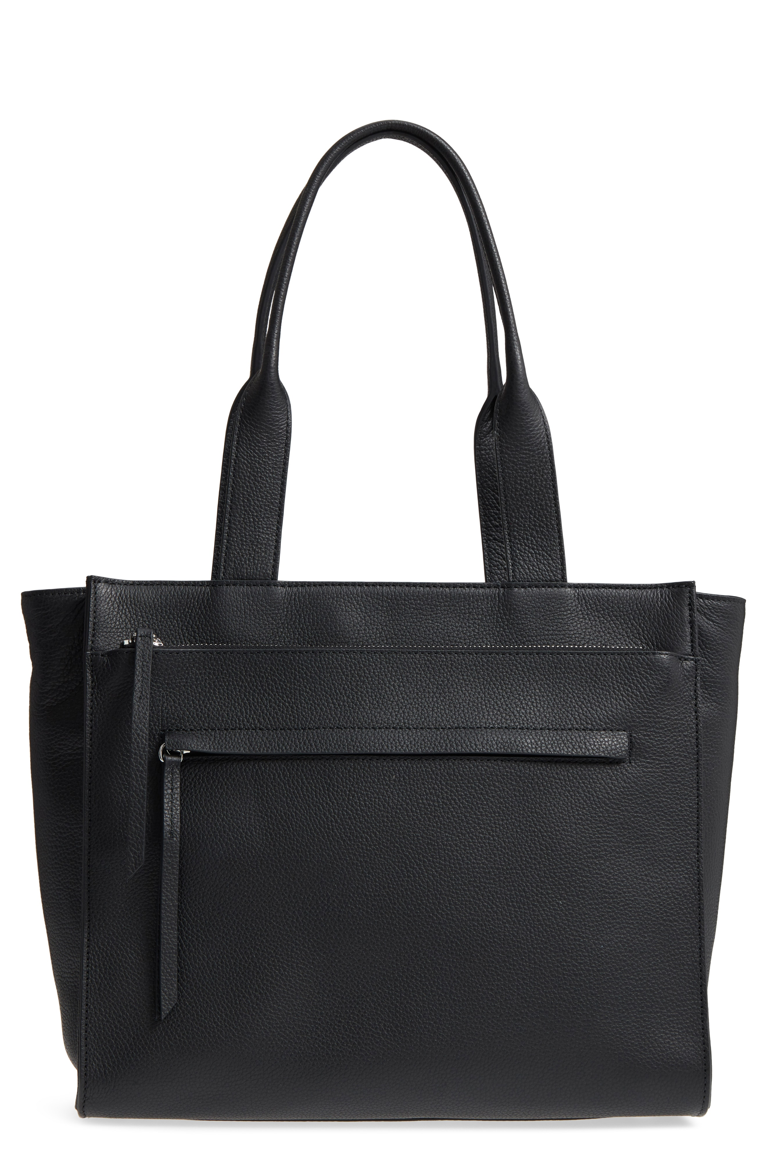 Bags in black are available in various designs