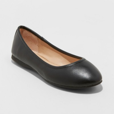 Women's Everly Round Toe Ballet Flats - Universal Thread™ : Target