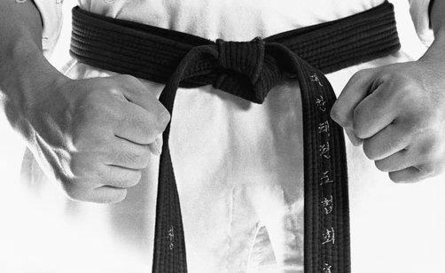 The Black Belt Myth (What They Never Told You About Being a Black Belt)