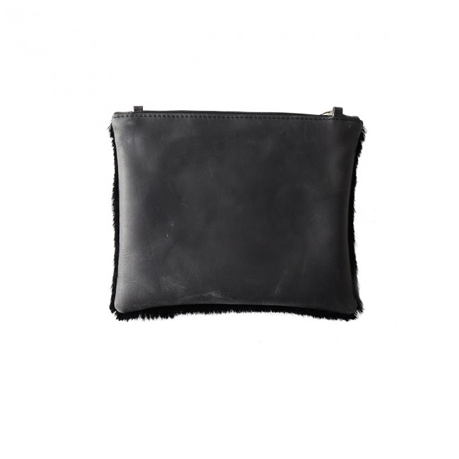 Mickey Black Clutch - VASH
