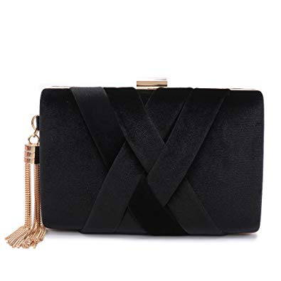 Black Clutch – an elegant companion