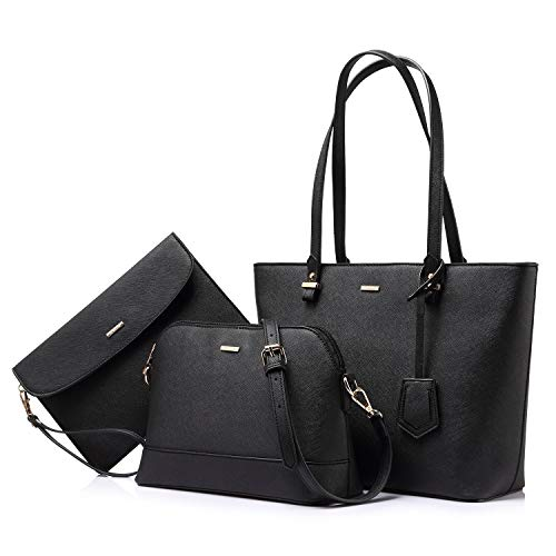 Black Handbags: Timeless classics and modern key pieces